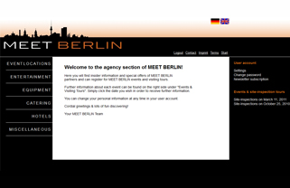 MEET BERLIN B2B area