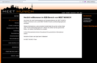MEET BERLIN and MEET MUNICH B2B area