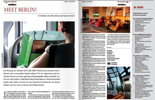 MEET BERLIN Article