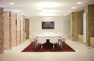 MEET BERLIN Event Location Showroom